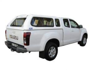 Elite Isuzu Extended Cab 2012+