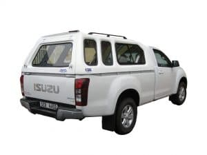 Elite Isuzu Single Cab 2012+