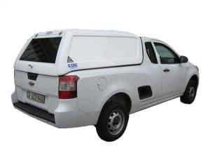 Elite MK2 Chevrolet No Side Windows