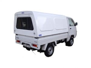 Elite Suzuki Super Carry with No Side Windows