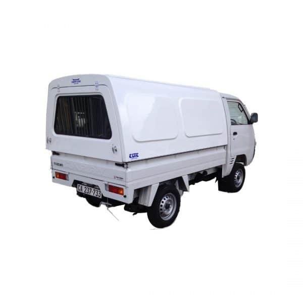 Elite Suzuki Super Carry with No Side Windows
