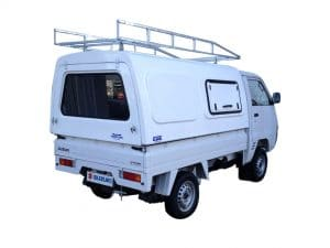 Elite Suzuki Super Carry with Rack