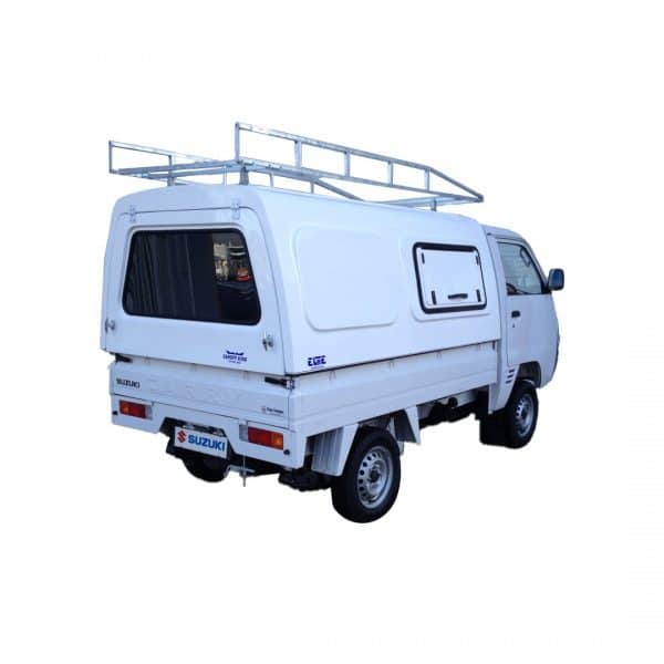 Elite Suzuki Super Carry with Rack