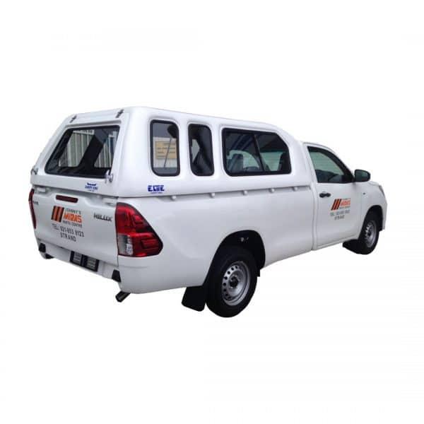 Elite Toyota Hilux Single Cab 2015+